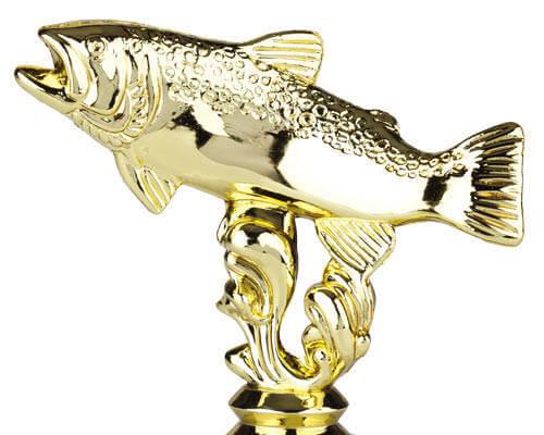 Tipy na rybářské trofeje a ocenění pro závody